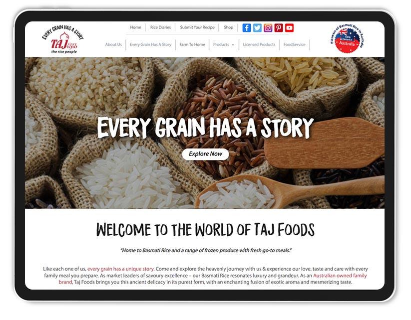 Taj Foods