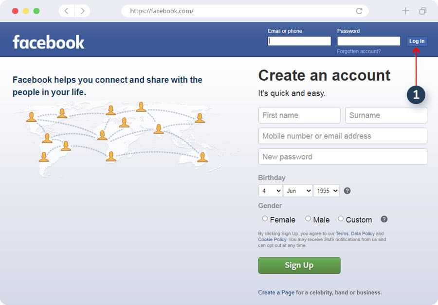 How to Accept Facebook Page Access Requests 1