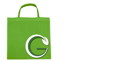 Green bag revolution logo