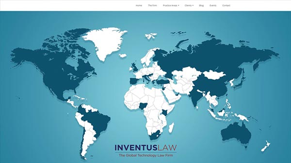 Inventus law business areas