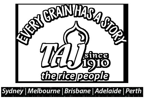 Taj foods logo